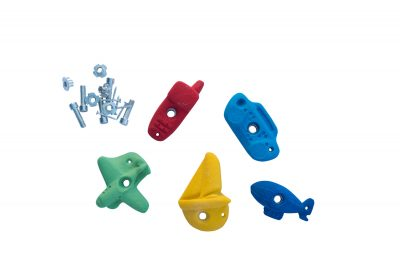 Climbing Holds Shapes