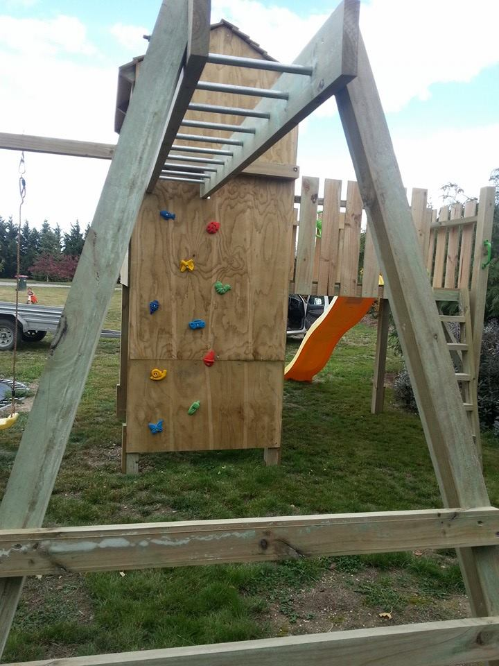 Monkey Bars Extra Besters Outdoor Living