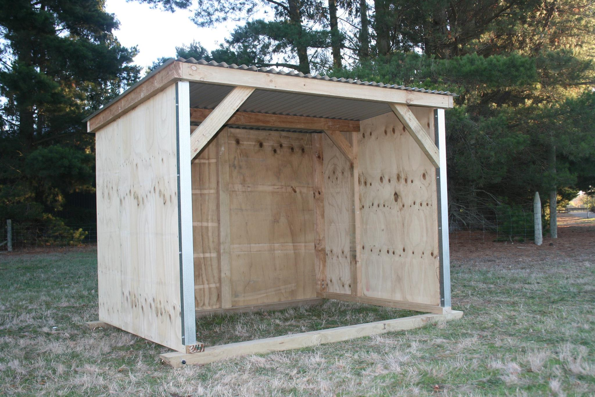 Outdoor Shelters For Animals : Animal shelter besters outdoor living